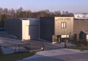 Solya-bedrijfsgebouw