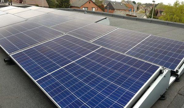 Realisatie 16 REC 295 TP Poly zonnepanelen met SMA omvormer SB3.0
