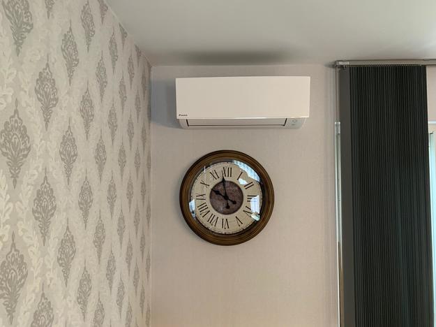 Daikin warmtepomp-airco lucht/lucht Buitenunit RXC50B Binnenunit FTXC50B