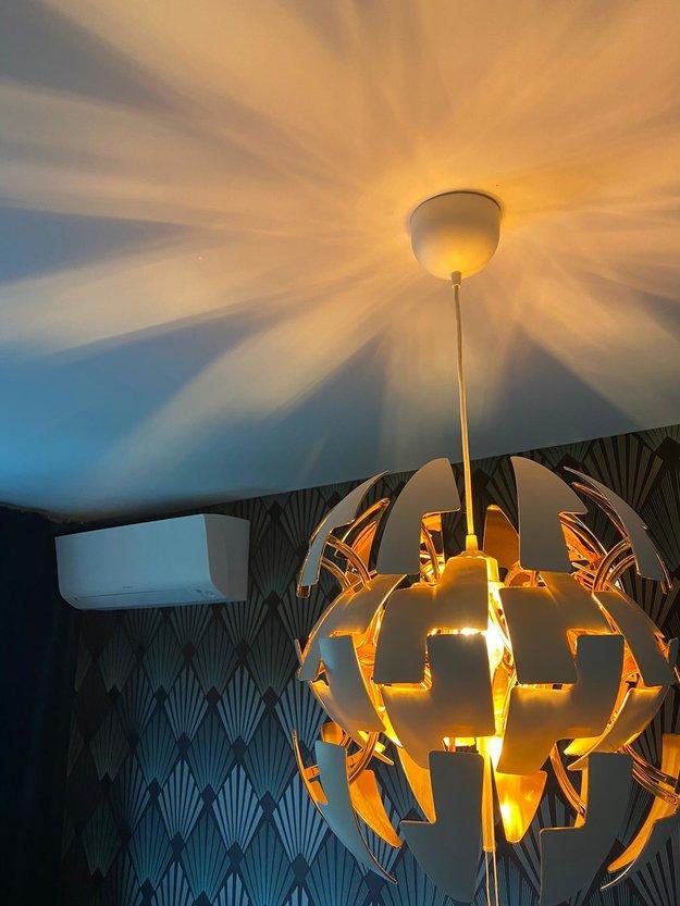 Realisatie Daikin Perfera multisplit aircowarmtepomp te Diest