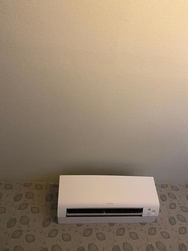 Realisatie Daikin Perfera multisplit aircowarmtepomp te Mol