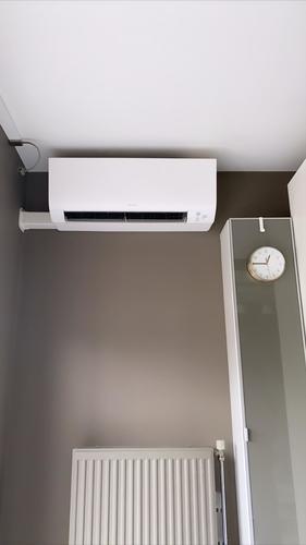 Realisatie Daikin Perfera multisplit aircowarmtepomp te Turnhout