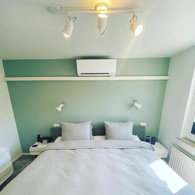 Realisatie Daikin multisplit aircowarmtepomp met Perfera en Stylish binnenunits te Maastricht