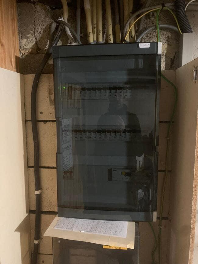 Realisatie 34x QCELLS zonnepanelen 340 FULL BLACK met Solar Edge omvormer + optimisers te Dilsen-Stokkem