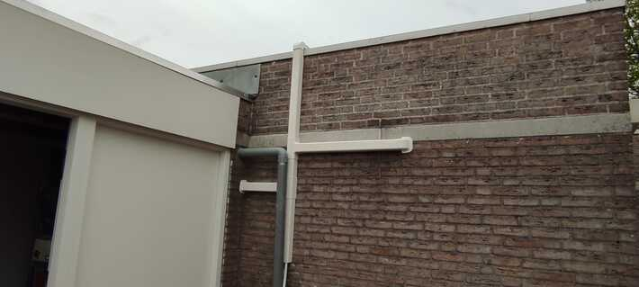 Realisatie Daikin multisplit aircowarmtepomp met 2 Perfera wit binnenunits te Tilburg